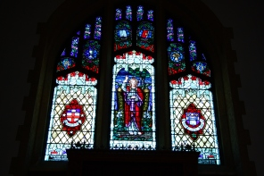 North Altar Window